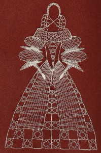 Soutěž 1980 - AMTEX - Proměny módy - 3 baroko - 11x22